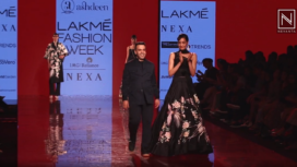 Label Ashdeen Showcases its Collection at Lakme Fashion Week SR 20