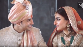 Soha Ali Khan Shares Makeup Tips for Brides to Be and More