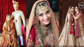 Celebrity Brides Who Opted for Family Heirloom Outfits on their Big Day
