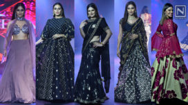 Bollywood and Telly Town Celebrities Walk the Ramp at Beti Fashion Show 2020