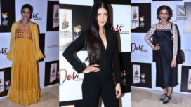 B-Town Celebrities Come Together at the Screening of the Short Film Devi