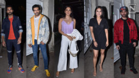 The Star Cast of Netflix's Upcoming Guilty Attends its Special Screening
