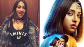 Akansha Ranjan Kapoor Talks About her Role as Tanu in her Movie Guilty