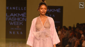 Label Kanelle By Kanika Jain Unveils Life is a Flower at LFW SR 20