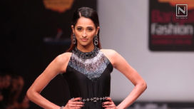 Radhika Narayan for Roma Luxe by Ruchi Sharma at BFW Summer Online 2020