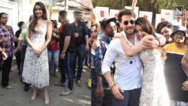 Tiger Shroff and Fans Give the Best Surprise to Shraddha Kapoor on her Birthday