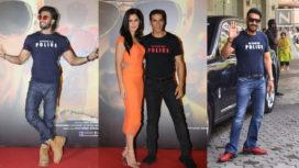 Katrina Kaif, Ranveer Singh, Akshay Kumar & Ajay Devgn Launch the Trailer of Sooryavanshi