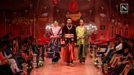 Maanay by Ashok Maanay at Bangalore Fashion Week Summer Online 2020