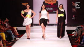 IIFT Students Showcase their Collection On Day 2 of BFW SO 20