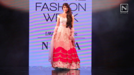 Rhea Chakraborty Turns Muse for Sidhh Couture at LFW SR 20