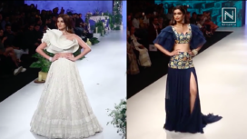 Designer and their Showstoppers - Tara Sutaria and Diana Penty