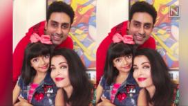 Celebrating Aishwarya-Abhishek's Wedding Anniversary with their Adorable Pictures