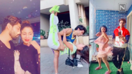 Gurmeet Choudhary and Debina Bonnerjee's TikTok Compilation