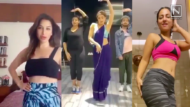 Celebs Show Off their Dance Moves to Genda Phool