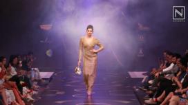 Rragini Dwivedi Walks for Jattin Kochhar at BFW Summer Online 2020