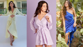 Bollywood Ladies Amping Up their Summer Wardrobe in Some Easy Breezy Dresses