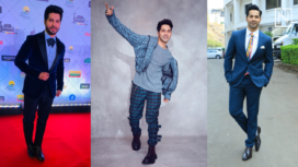 Celebrating Varun Dhawan's Birthday With his Top Five Looks