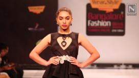 Charmine Chaya Showcases her All-Black Designs at BFW Summer Online 2020