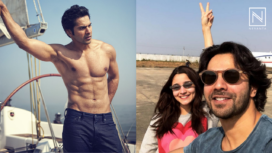 Five Reasons that Make us Fall in Love with the Birthday Boy Varun Dhawan
