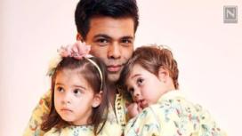 Yash, Roohi and Karan Johar Delight Us with their Adorable Lockdown with the Johars Series