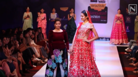 Tulsi Luxury Couture Presents its Collection at Bangalore Fashion Week SO 20