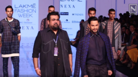 Kunal Kemmu Turns Showstopper for Kunal Anil Tana at Lakme Fashion Week SR 20