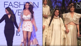 Designers and Their Showstoppers – Tahira Kashyap and Esha Gupta