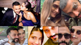 Sonam Kapoor and Anand Ahuja are Ultimate Couple Goals - Wedding Anniversary Special