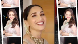 Madhuri Dixit's Top Five Glamorous Appearances - Birthday Special