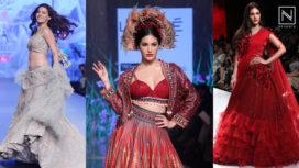 Five Most Fashionable Ethnic Showstopper Looks of the Birthday Girl Amyra Dastur