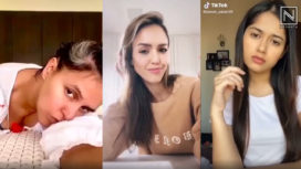 Bollywood Celebrities Take the Beauty Mode Challenge on Social Media