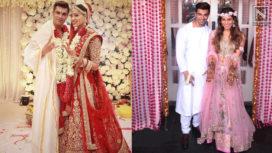 Celebrating Bipasha Basu and Karan Singh Grover's Wedding Anniversary