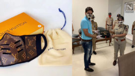 Indian and Global Designers Producing Face Masks Amid the COVID 19 Outbreak