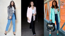 Parineeti Chopra Acing her Style Game in Some Chic Blazers