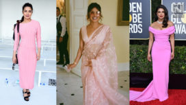 Priyanka Chopra Absolutely Loves Pink in her Outfits and Here's Proof