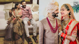 Revisiting Sonam Kapoor and Anand Ahuja's Wedding on their 2nd Anniversary