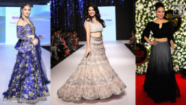 Five Times Sunny Leone Looked the Prettiest in Ethnic Outfits