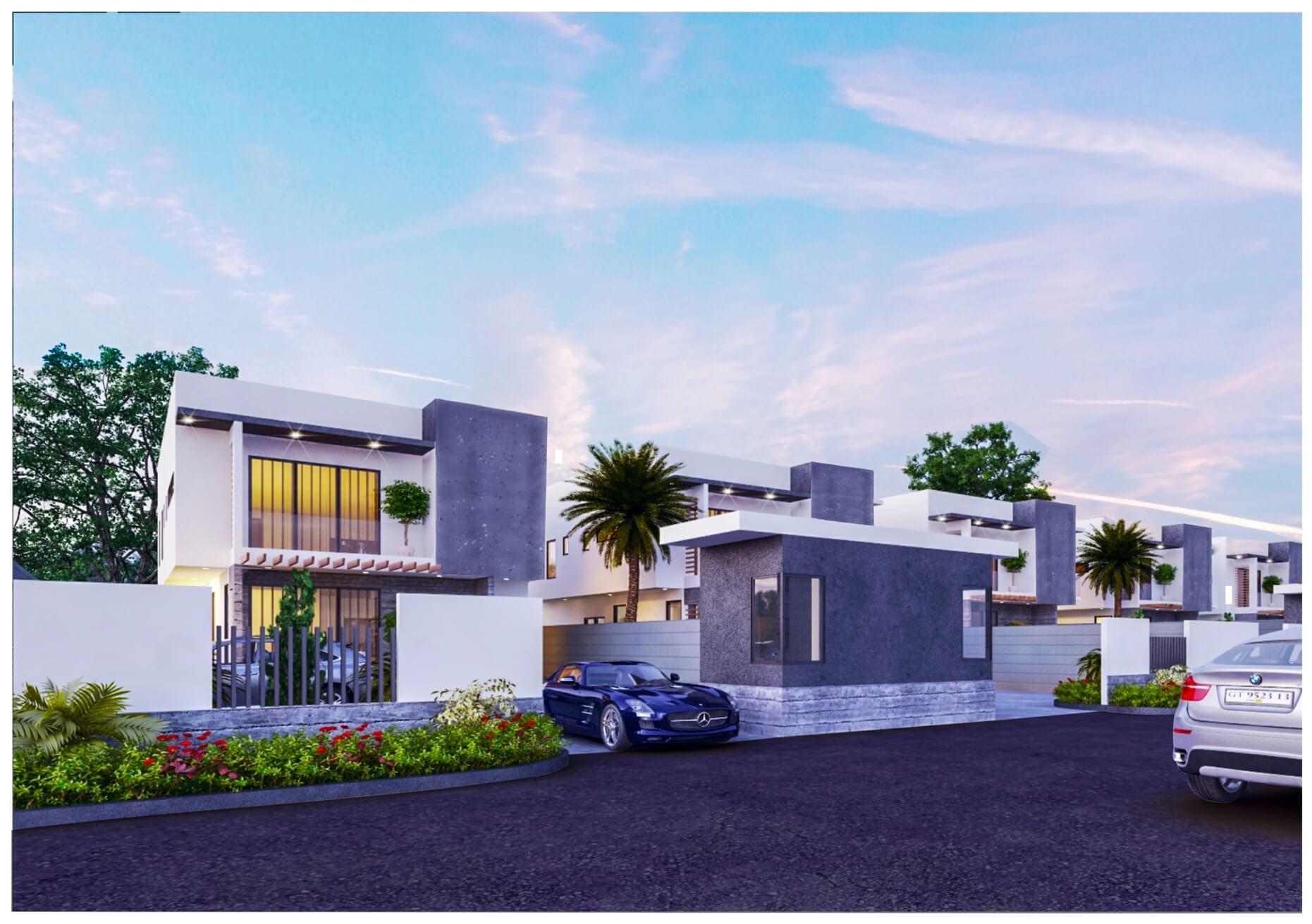 Brandon Court - Residential Homes (Adjiringanor, Ghana)