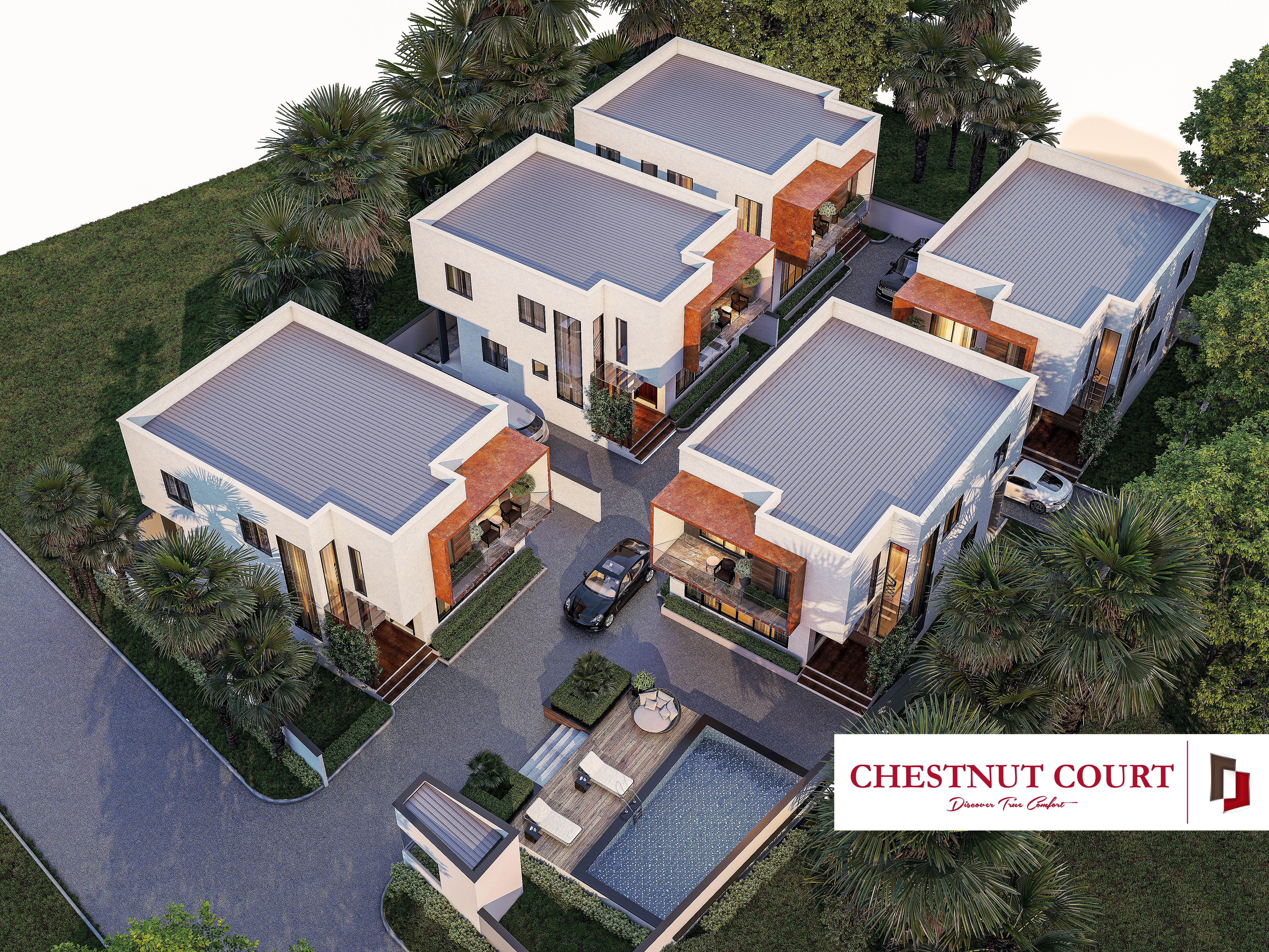 Chestnut Court - Dzorwulu, Accra
