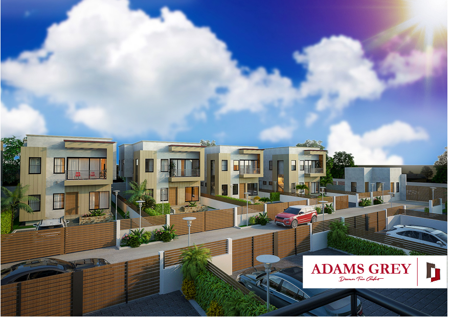 Adams Grey - Residential Homes (East Legon hills, Ghana)