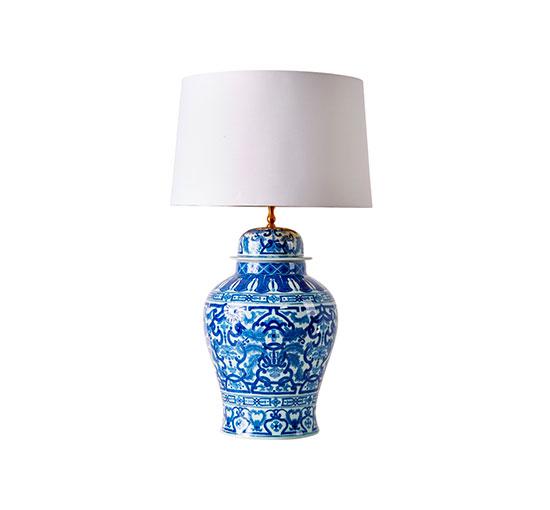 Lampa-bla