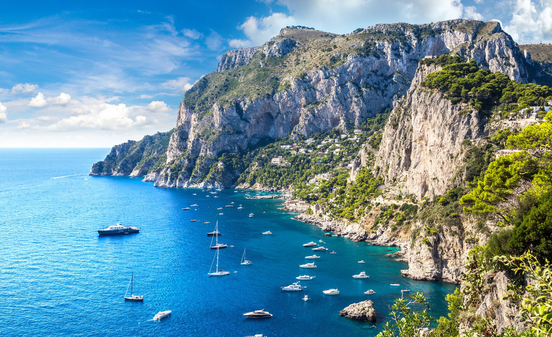 Capri top 2