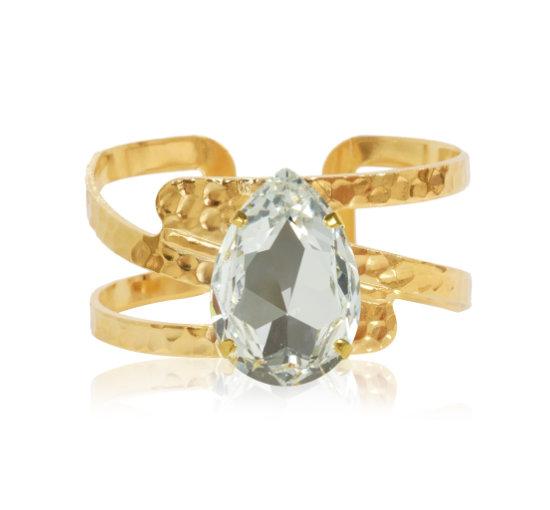 Listbild perfect-drop-bangle-crystal