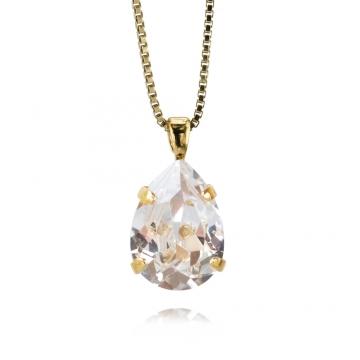 Minidropnecklace crystal