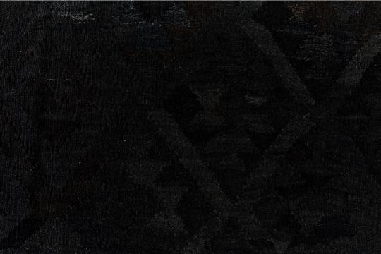Webbild 203x290 kilim svart 3