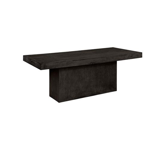 Listbild campos svart matbord  large