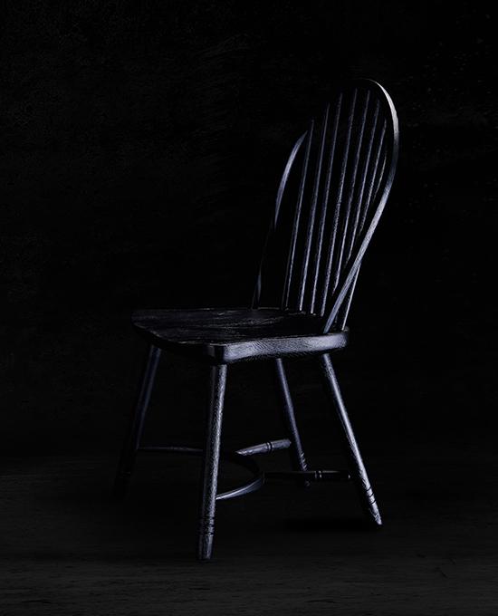 Windsor black alone