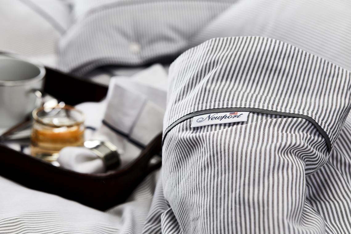Bedding riverhead gray