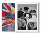 Ce-her majesty queen royal a greeting-cover 06387