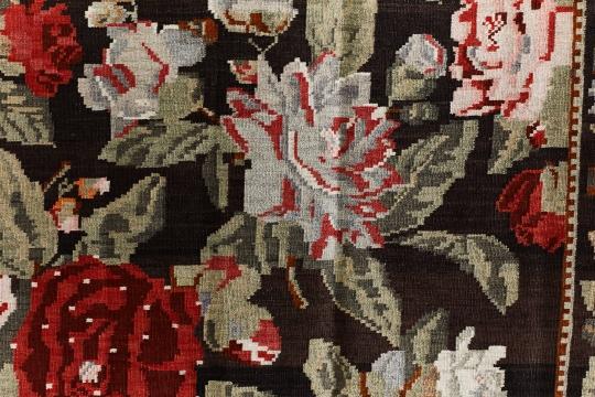 Webbild-2019 03 05 bargimattor rosen kilim multi 195x329cm 56-3